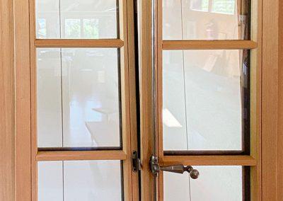 Holzfenster, Schreinerei Sarbach AG Frutigen